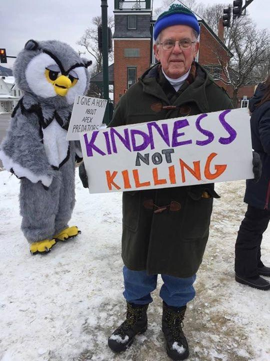 Vermonters Give a Hoot