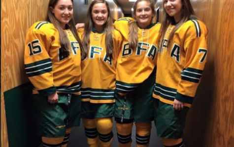 From left, Shea, Peyton, Elizabeth and Kamren Dukas.