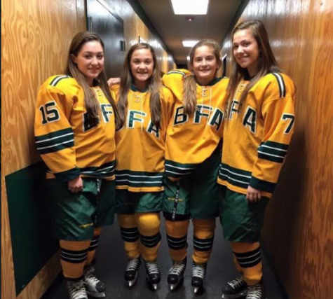 A family affair: Comet hockey