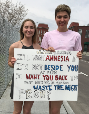 The takeover of promposals