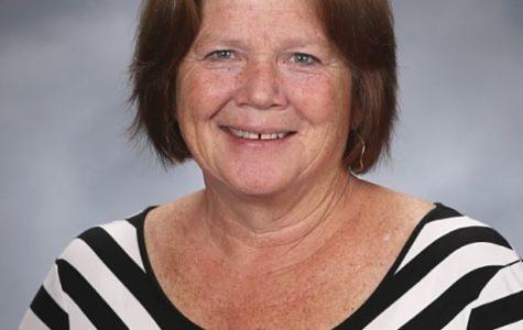 Staff goodbyes: Carla Trombly