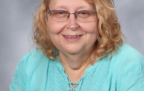 Staff goodbyes: Shirley Raymond