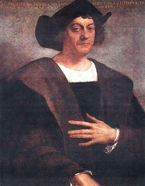 Columbus; martyr or menace