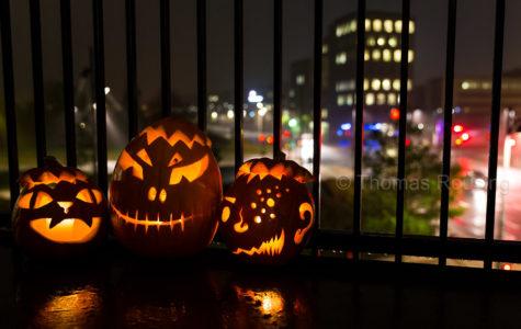 Halloween Creeps Into BFA