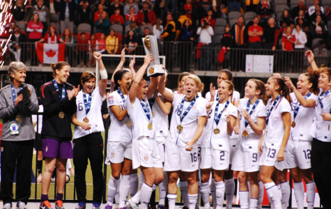 The Debate of Equal Pay for the U.S. Women's Soccer Team