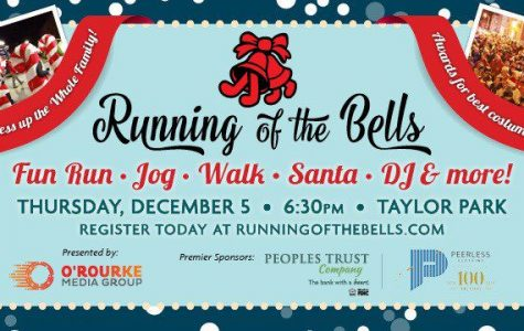 Student Council in the Running of the Bells