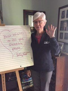 Retiring - Sheryl Aliquo