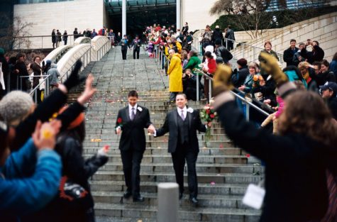Photo credit: https://commons.wikimedia.org/wiki/File:Leaving_Seattle_City_Hall_on_first_day_of_gay_marriage_in_Washington_2.jpg