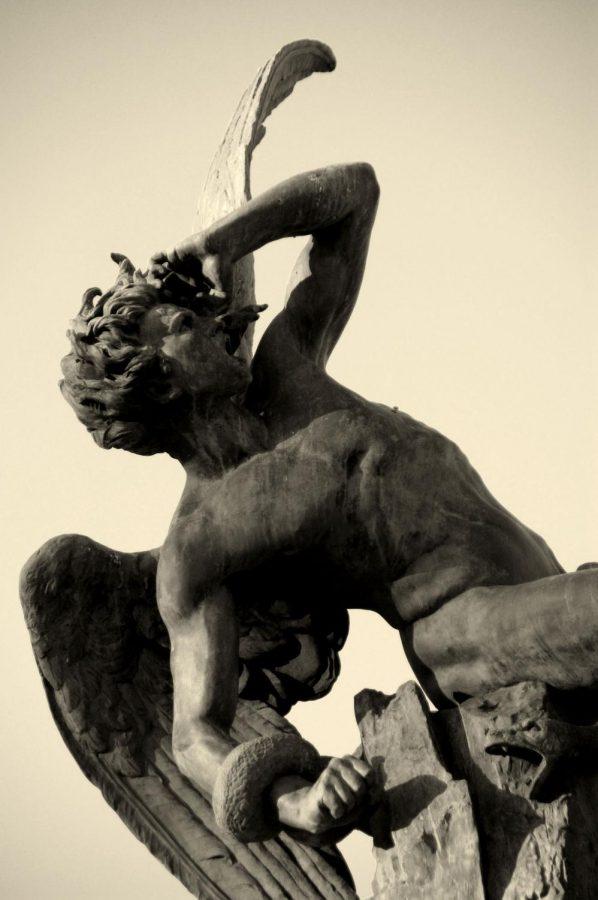 Fallen Angel by Jayden Derosia ('22)