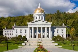 The state house, Montpelier, VT.  Photo Credit: needpix.com