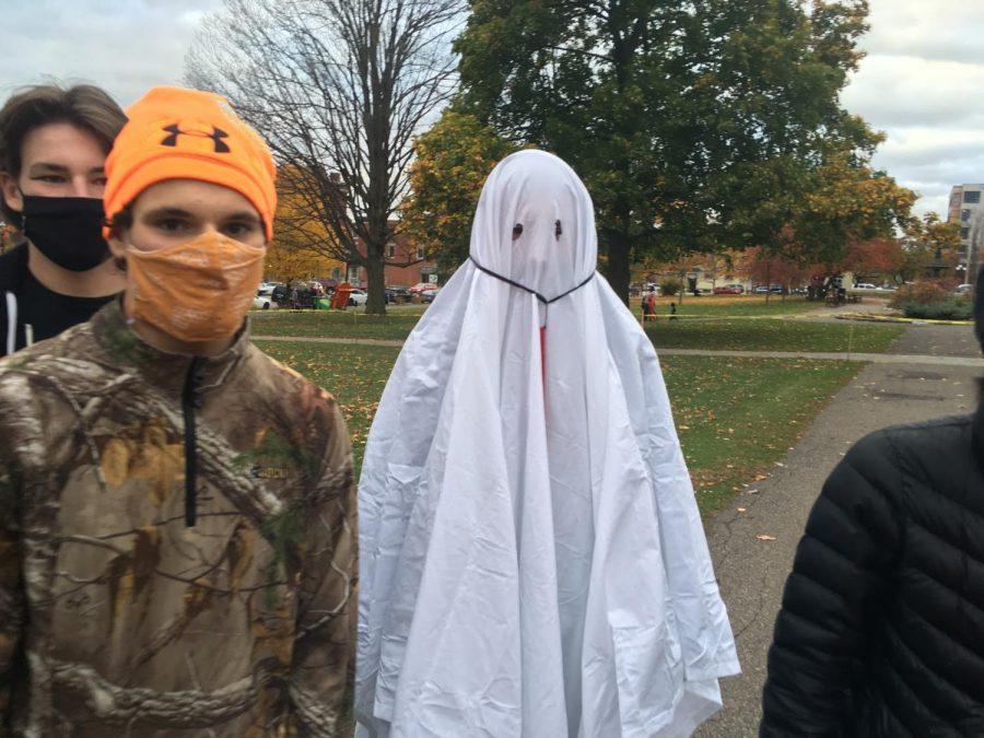 Spooky Saturday