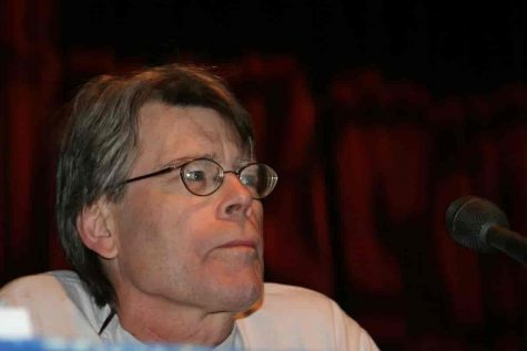 Author Stephen King Photo credit: https://snl.no/Stephen_King