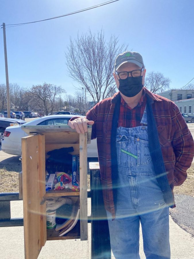 "Martin Hornick's ""Little Boxes"" Helping Community Members in Need"