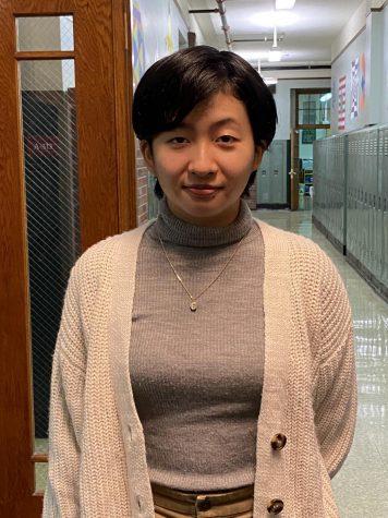 Yuri Sugimoto (23) Photo credit:  Jennifer Parent